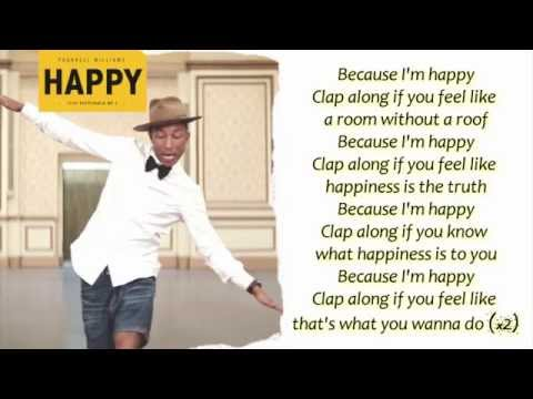 Pharrell Williams Happy | The Chronicles of NCCI
