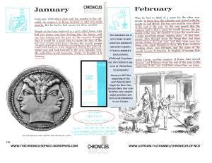 History of January