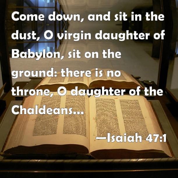 daughter of Babylon