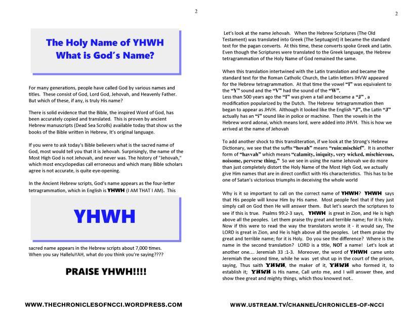 5sealHoly Names pg 2 3