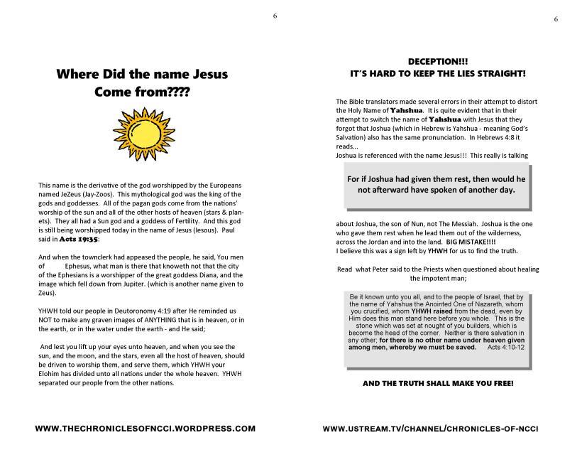 5sealHoly Names pg 6 7