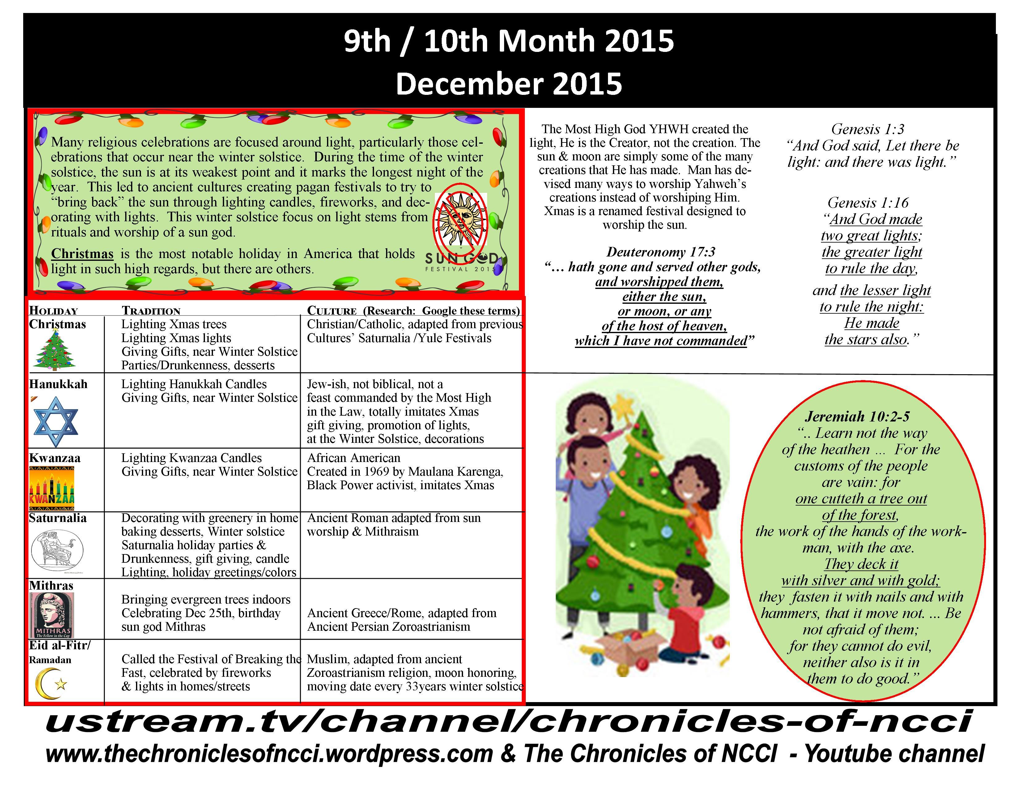 Christmas   The Chronicles of NCCI