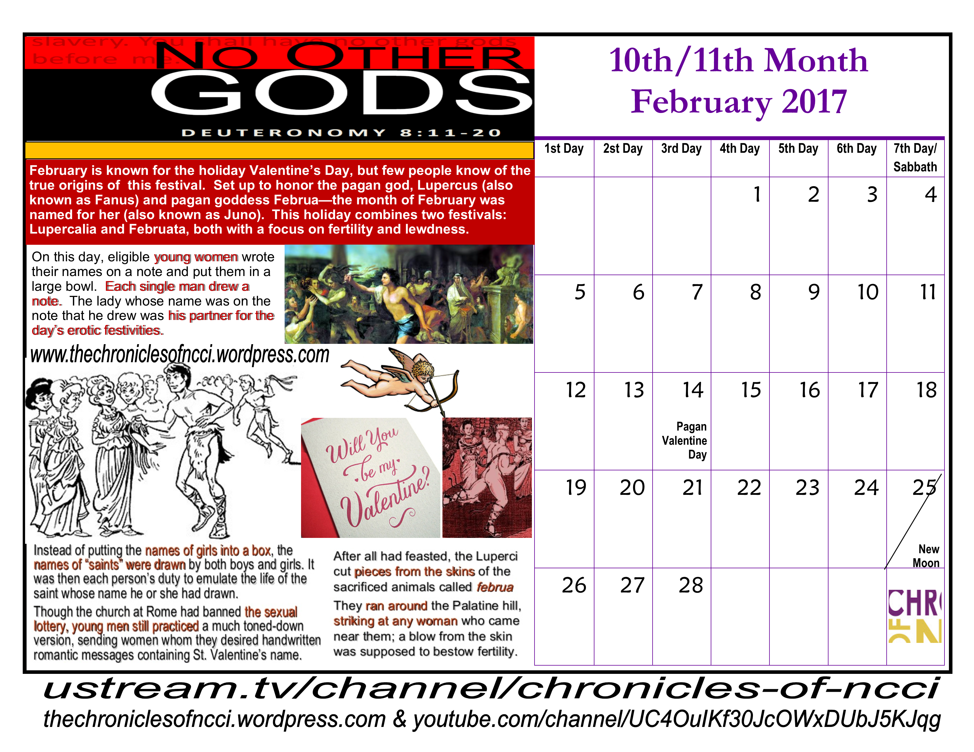 pagan holidays | The Chronicles of NCCI | Page 2